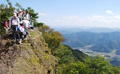 青葉山登山