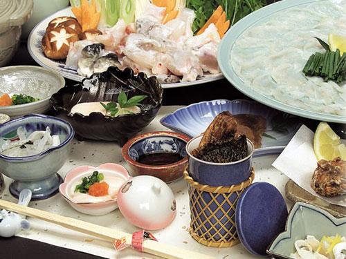 ふぐ料理 五作荘03