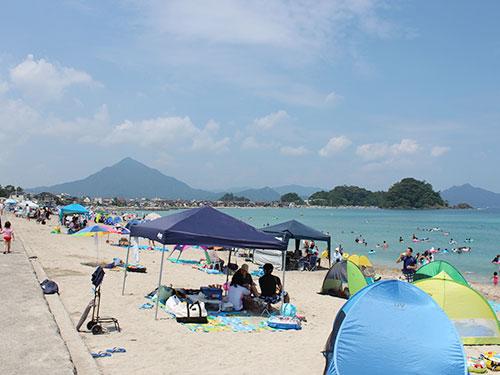 白浜海水浴場・鳥居浜海水浴場03