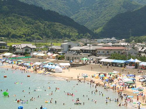 えびす浜海水浴場01