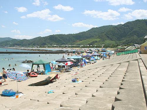 えびす浜海水浴場02