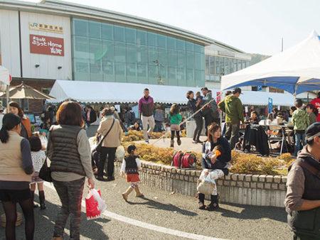 ぷらっとHome高浜「春のいろどりマーケット」