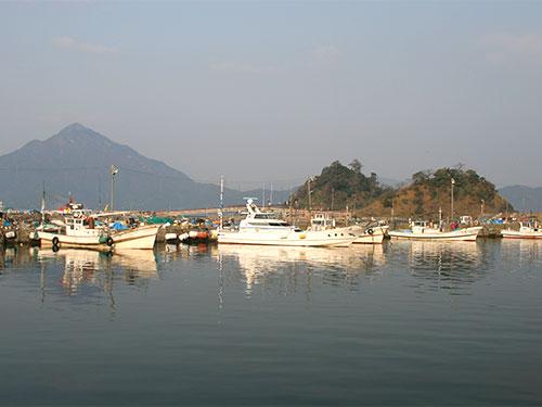 漁港・漁村風景