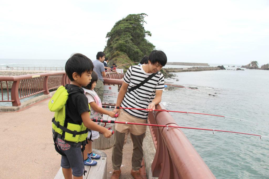 釣り 海釣り公園